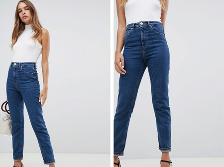 Vaquero Mom Fit Asos