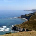 La costa y el geoparque de Deba – Zumaia, uno de los tesoros naturales del País Vasco