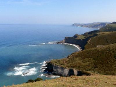 La ruta de Flysh por la costa y el geoparque de Deba – Zumaia, uno de los tesoros naturales del País Vasco