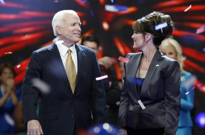 McCalin y Palin