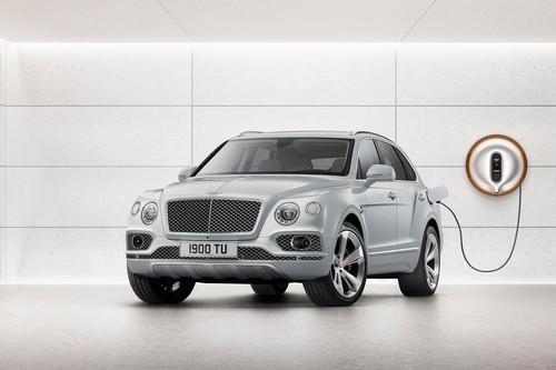 Bentley Bentayga Hybrid demuestra que el lujo no está peleado con el Medio Ambiente