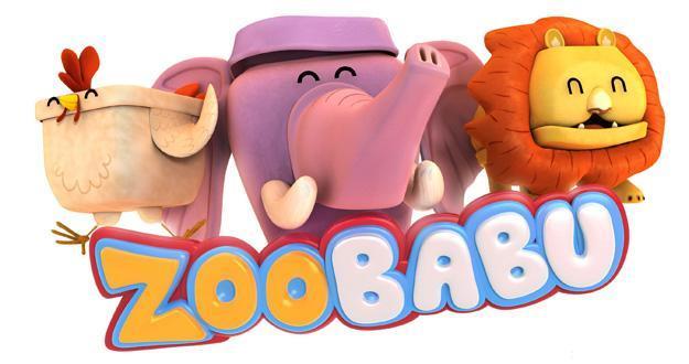 ZooBabu Dibujos animados