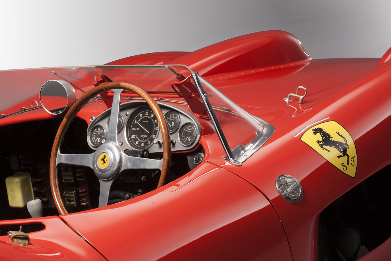 Foto de Ferrari 335 Spor Scaglietti 1957 (4/8)
