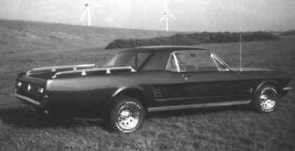 Ford Mustang Pick-Up