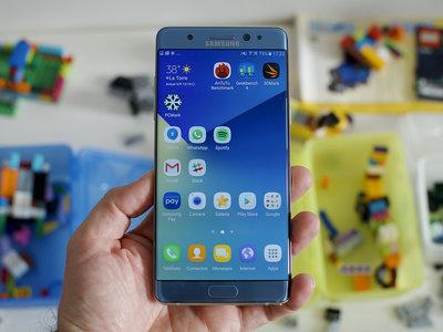 Samsung podría poner a la venta próximamente su Galaxy Note 7 reacondicionado