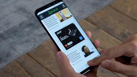 Samsung Galaxy S8 Xataka