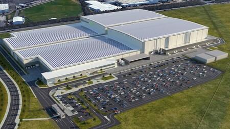 Nissan va a levantar una gigafactoría de 25 GWh en Inglaterra y de paso confirma un nuevo SUV eléctrico