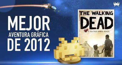 Mejor aventura gráfica de 2012 según los lectores de Vidaextra: 'The Walking Dead'