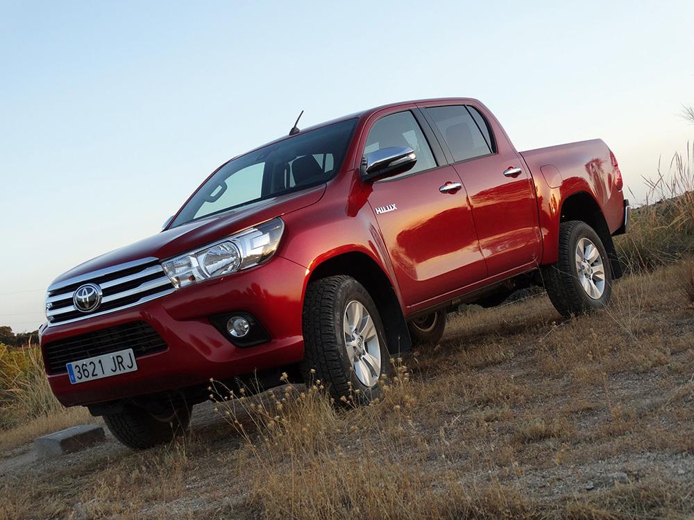 Foto de Probamos el Toyota Hilux en campo, todas las imágenes (56/57)
