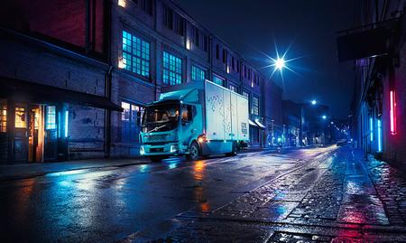 Volvo FL Electric, el camión eléctrico nacido para ciudad