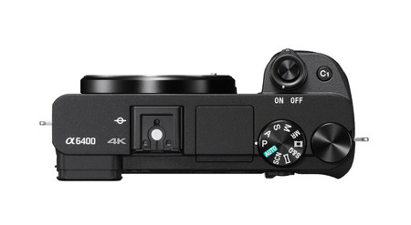 Sony A6400 Aps C Mirrorless Camera