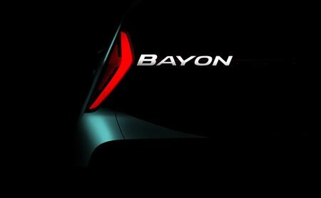 Hyundai Bayon, este será el nombre del nuevo SUV de la firma surcoreana