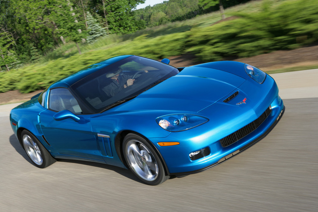 Foto de 2010 Chevrolet Corvette Grand Sport (6/10)