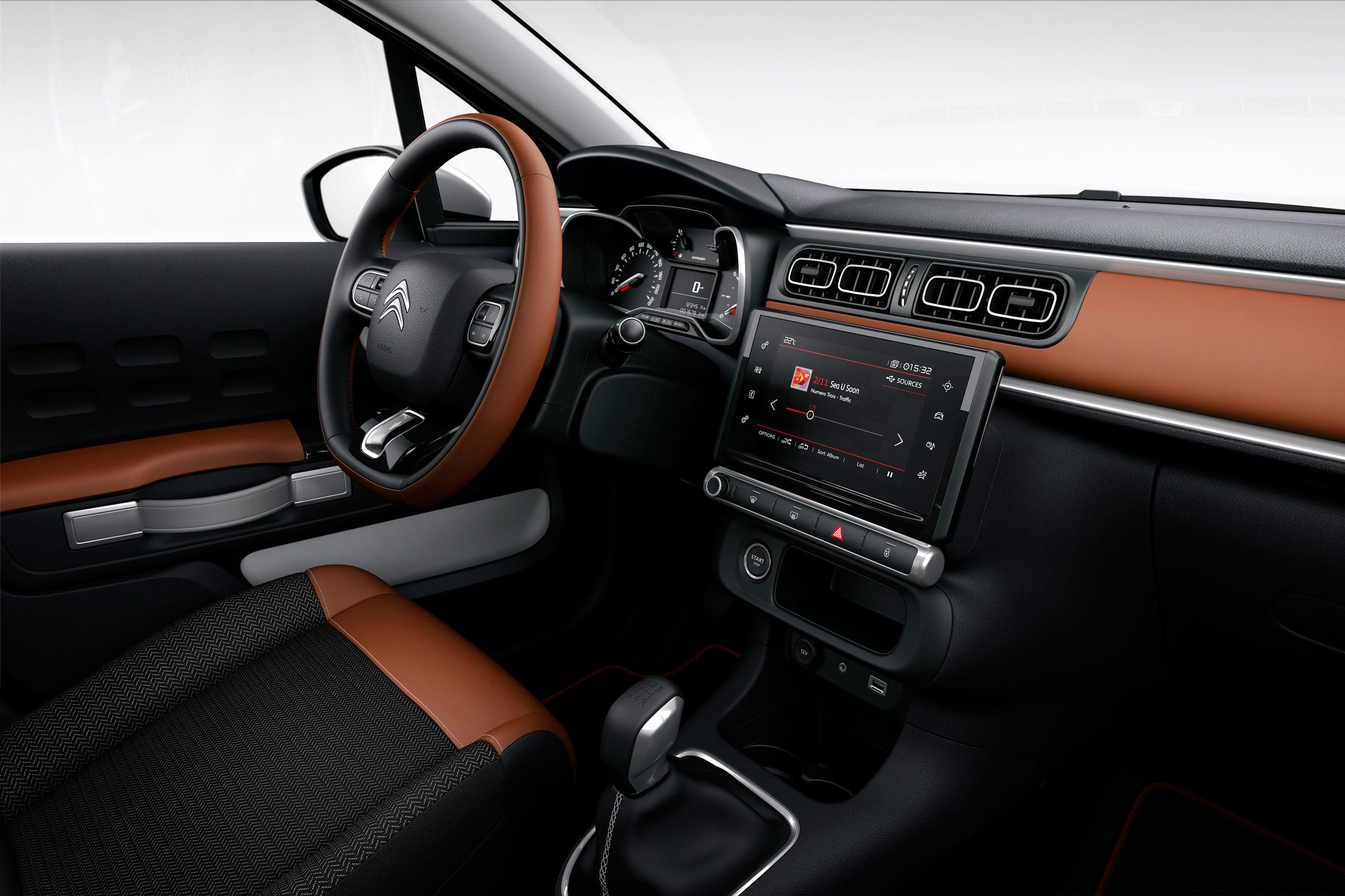 Foto de Citroën C3 (9/16)