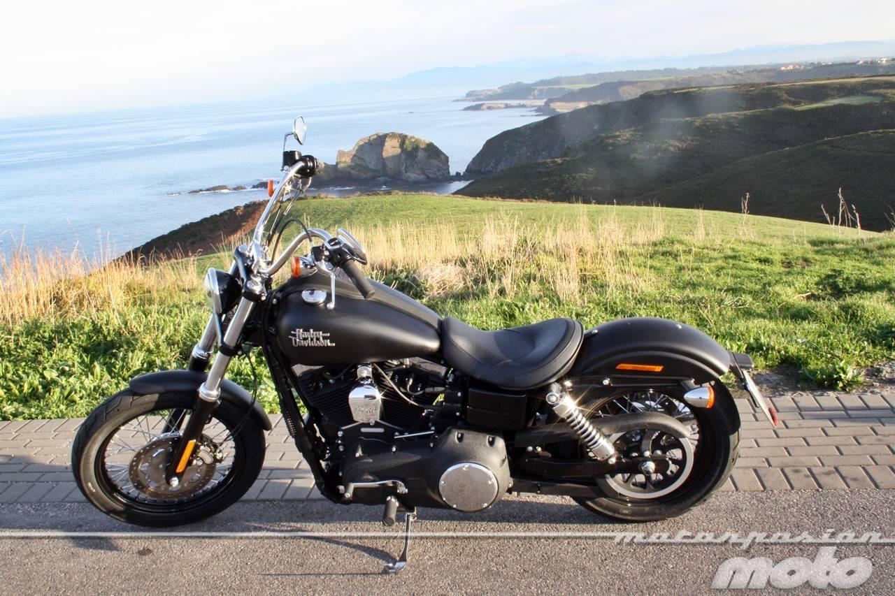 Foto de Harley Davidson DYNA Street Bob, prueba (valoración, ficha técnica y galería) (16/35)