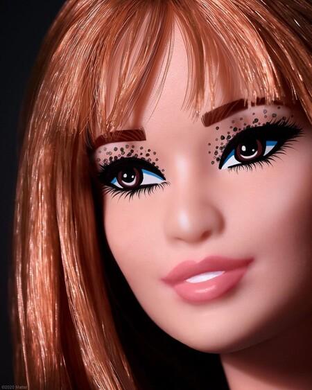 El maquillador de Beyoncé crea seis looks para Barbie que nos inspiran de cara a esta Navidad
