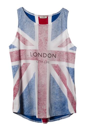 Pull&Bear y Londres, una nueva colección cápsula para las Olimpiadas