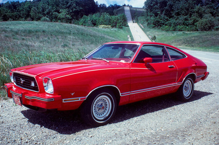 Ford Mustang Ii Fastback