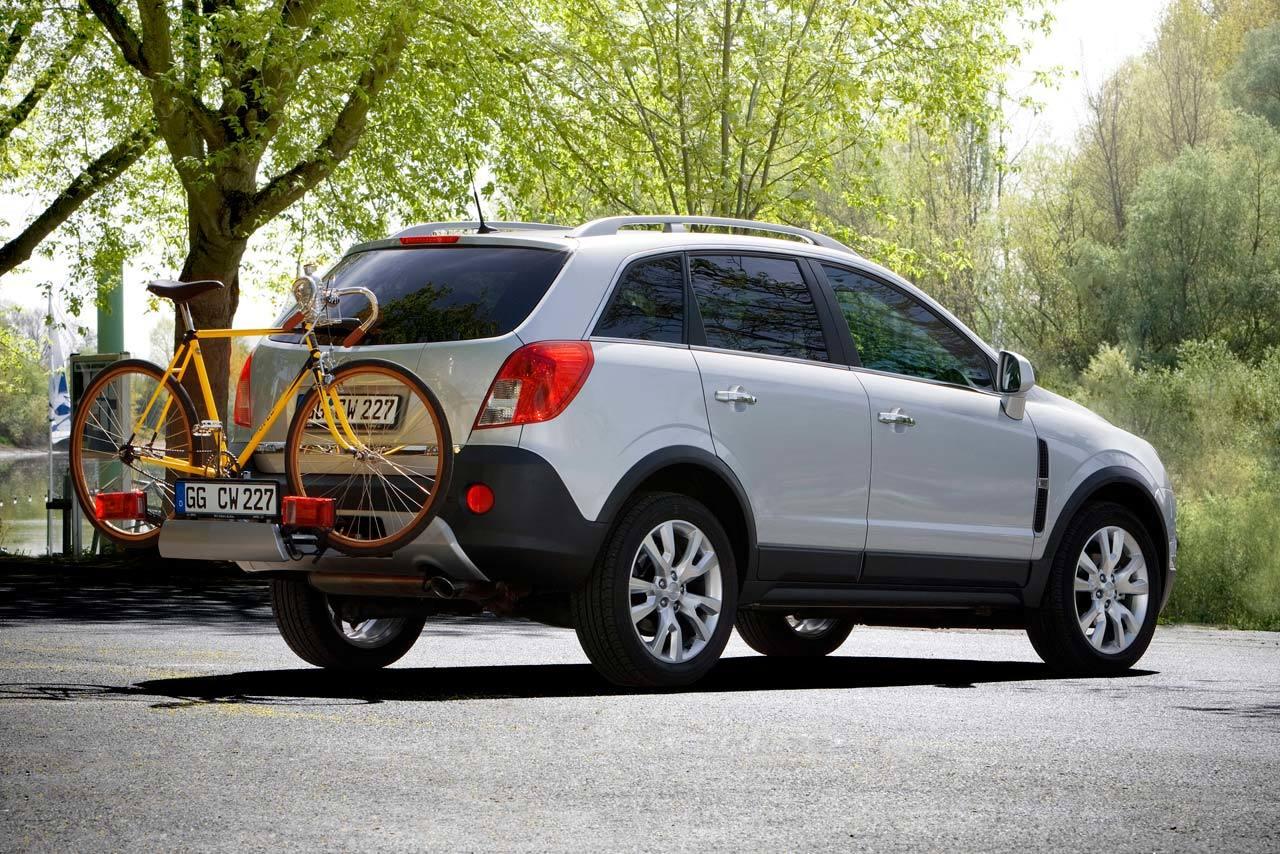 Foto de Opel FlexFix (3/13)
