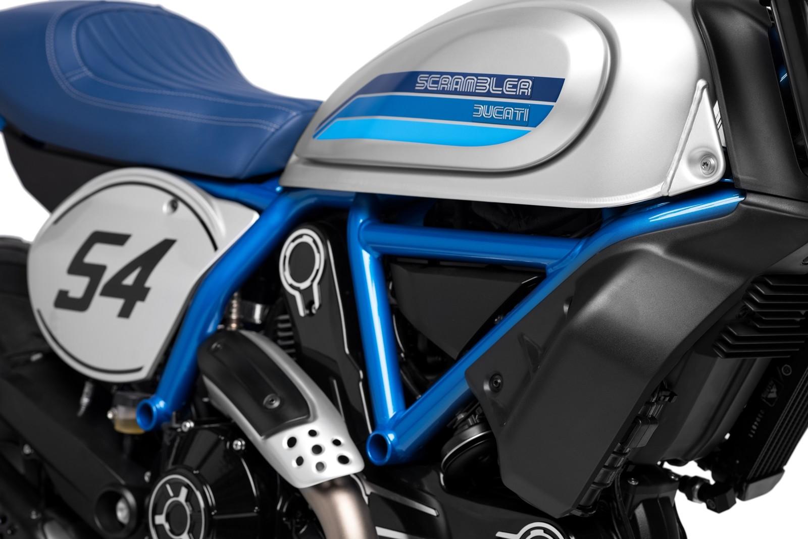 Foto de Ducati Scrambler Café Racer 2019 (11/31)