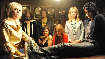 'The Runaways', la música es sólo una excusa