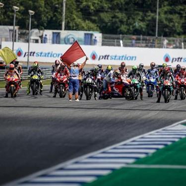 El Gran Premio de Tailandia de MotoGP bajo riesgo de suspensión por la epidemia del coronavirus