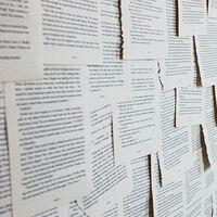 El hombre que dejó una nota de suicidio de 1.905 páginas, otras 20 de bibliografía y 1.433 notas al pie