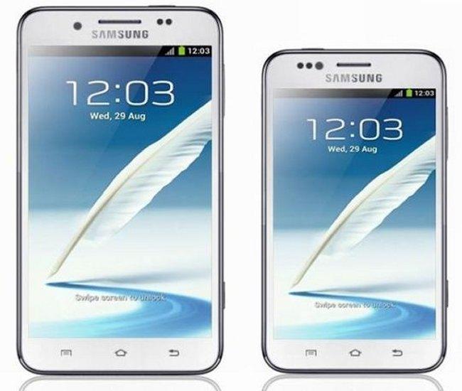 Samsung Galaxy SIV Mini
