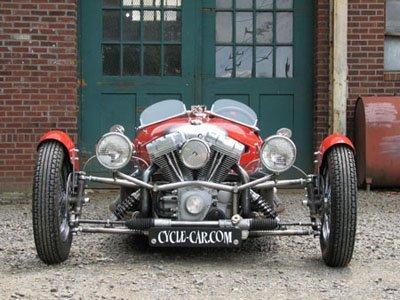 ACE Cycle Car 1