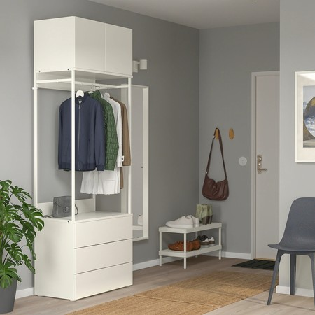 Platsa Wardrobe With 2 Doors 3 Drawers 0793239 Pe766210 S5