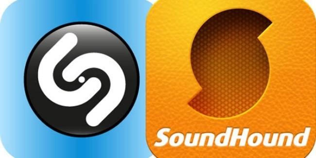 Soundhound vs Shazam