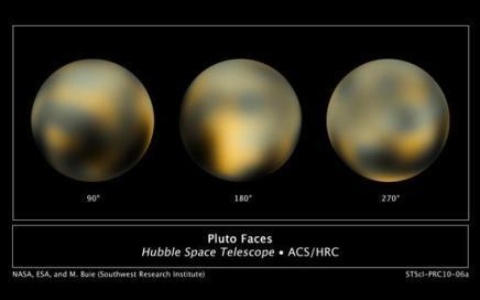 Plutón visto con nuevos ojos