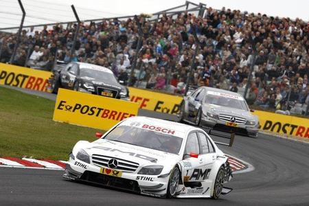 Victoria de Paul di Resta en Brands Hatch. Miguel Molina vuelve a sorprendernos, cuarto