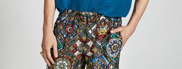 La cerámica mayólica inspiran la colorida colección de playa  de Dolce & Gabbana