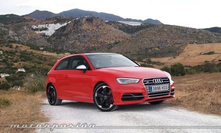Audi A3 gama Presentación en Málaga 52