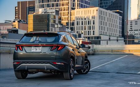 Hyundai Tucson Prueba De Manejo Opinones Mexico Resena 8