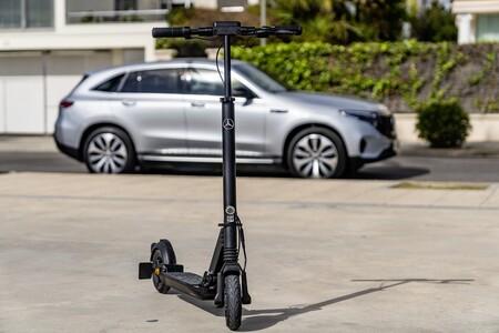 El patinete eléctrico de Mercedes-Benz está al caer y promete 25 km de autonomía, aunque aún no sabemos su precio