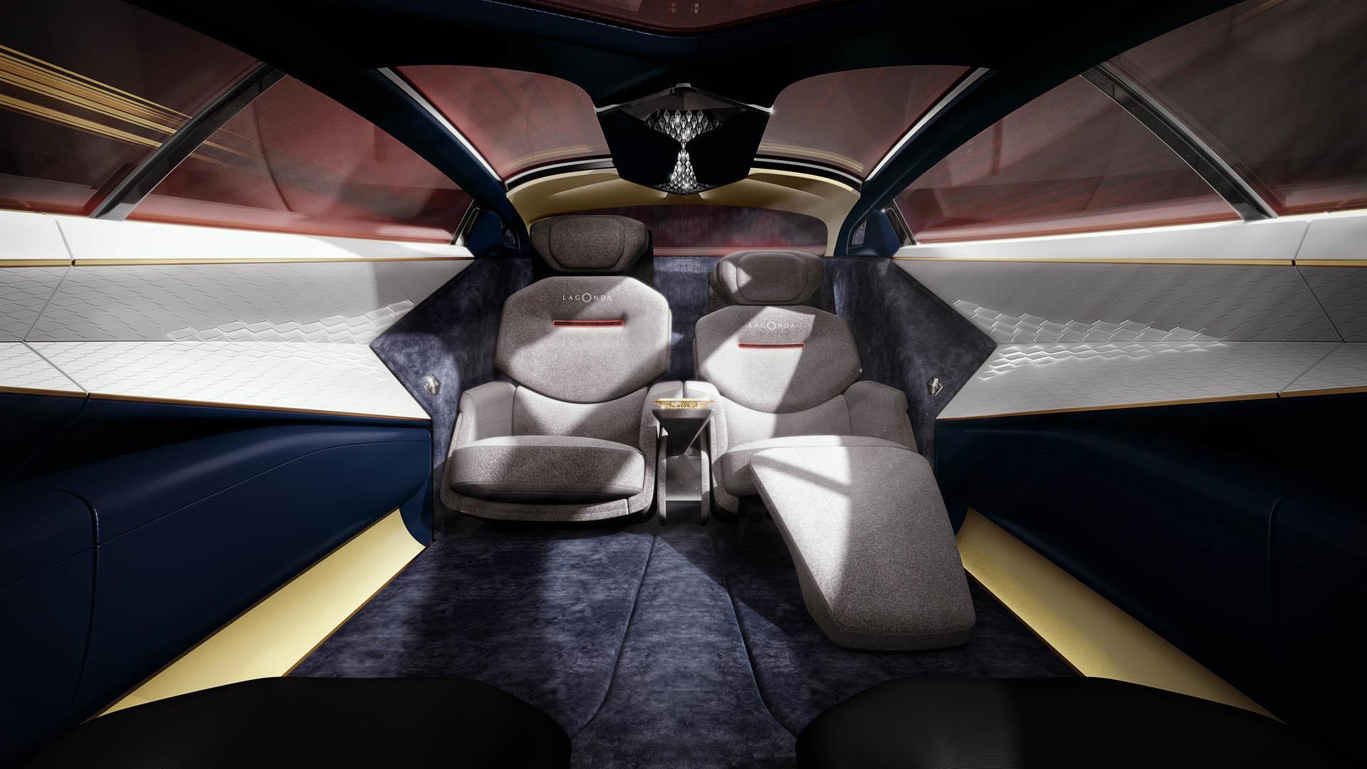 Foto de Aston Martin Lagonda Vision Concept (19/22)