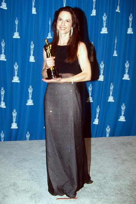 Holly Hunter Oscar 1993