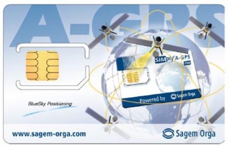 Sistema A-GPS en tarjetas SIM