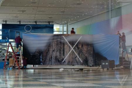¿OS X Yosemite? Los carteles de la WWDC14 así lo sugieren
