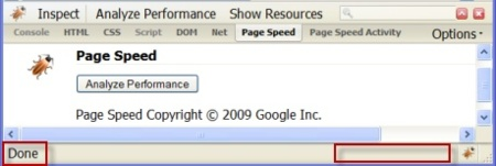 Google Page Speed