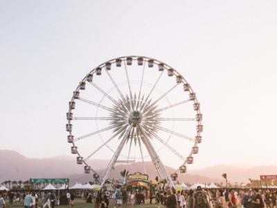 Festival de Coachella 2016: poca ropa y mucha fiesta