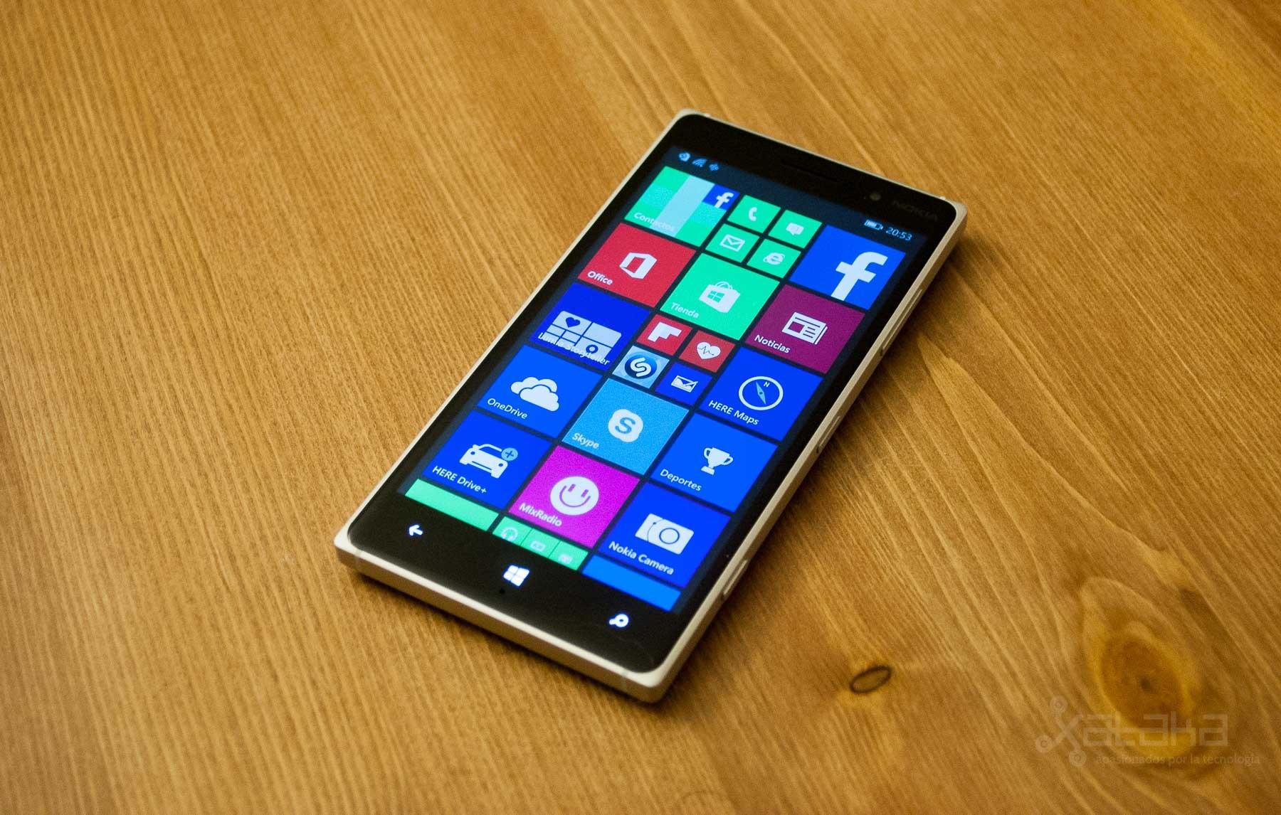 Foto de Nokia Lumia 735 y Lumia 830, análisis (15/28)