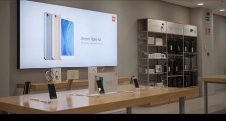 Captura de una de las imágenes de una de las tiendas españolas