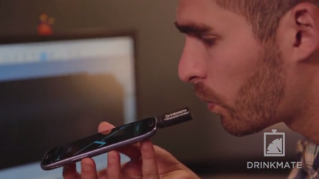 DrinkMate un pequeño alcoholímetro para Android