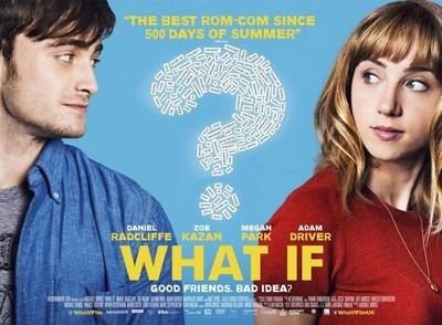 'Amigos de más', tráiler y cartel de la comedia romántica con Daniel Radcliffe y Zoe Kazan