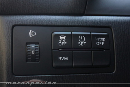 i-STOP Mazda3 2013