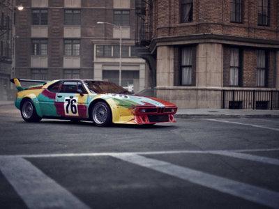 ¿Recuerdas cuáles son los BMW Art Cars? Aquí los tienes todos