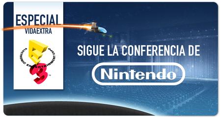#WiiUdirecto en Vida Extra, seguimiento de la conferencia de Nintendo [finalizado]